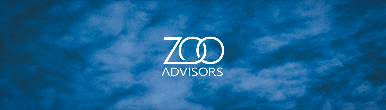 zoo advisors business card design caffeine design studio. Black Bedroom Furniture Sets. Home Design Ideas